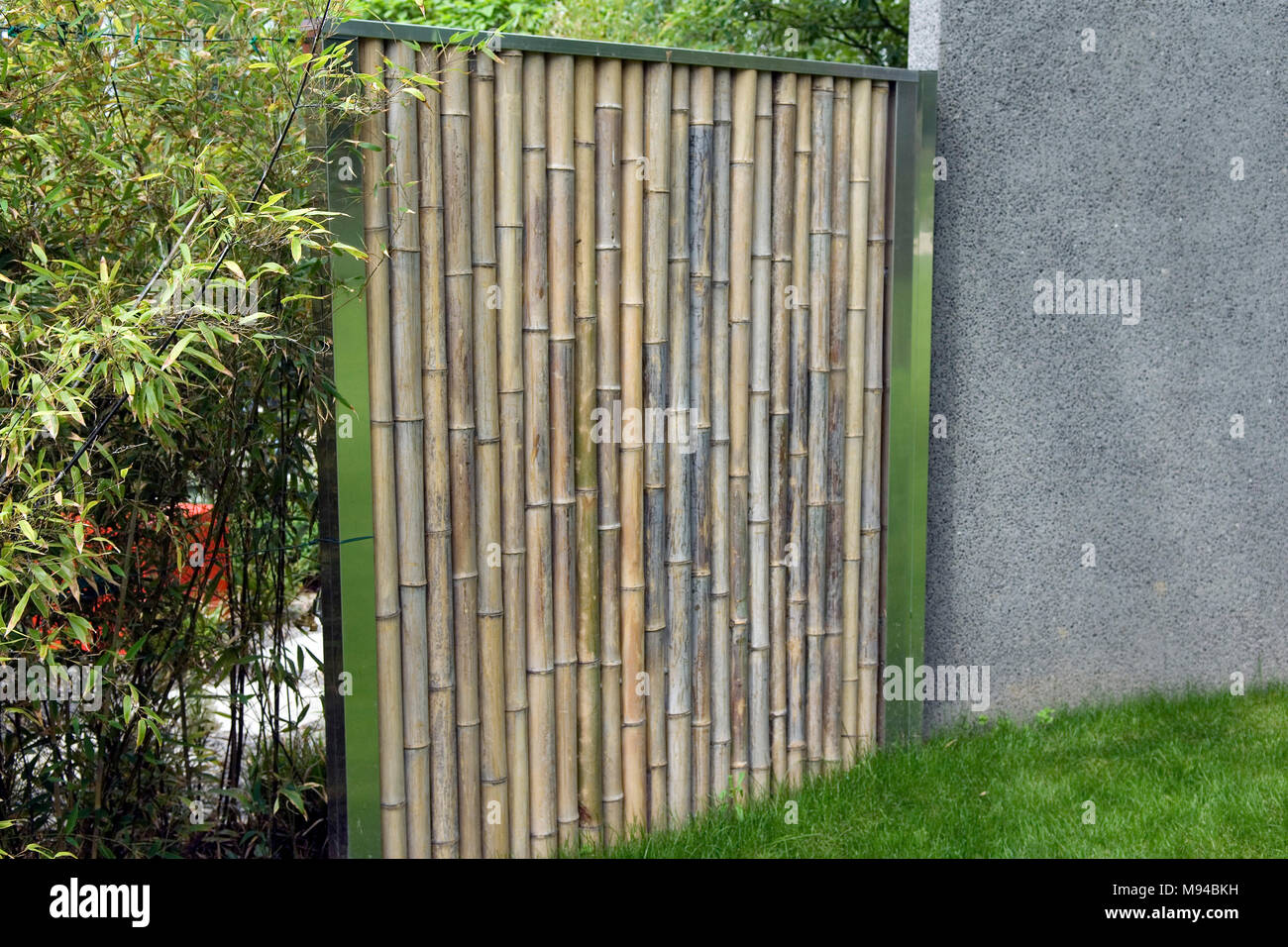 bambus sichtschutz bambusschutzwand