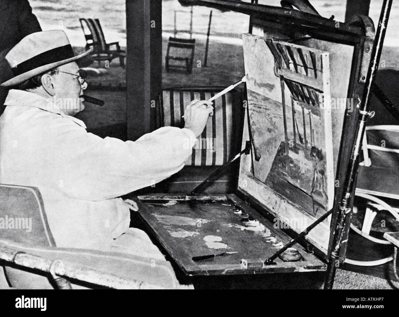 Winston Churchill Schriften Reden Bilder Kulturport De