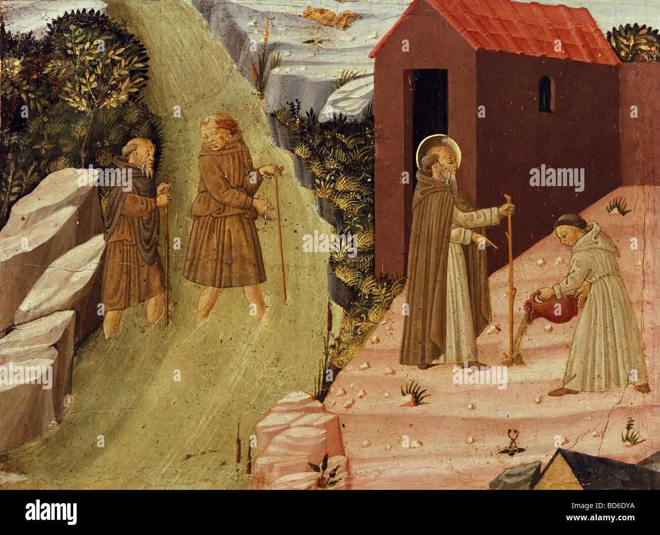 Themen In Der Italienischen Renaissance Malerei Hisour Kunst