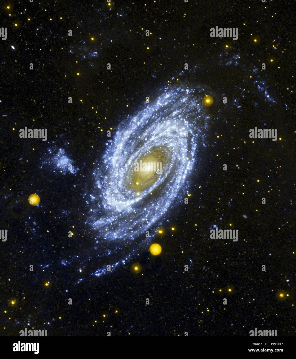 Hubble Space Telescope Galaxy Stockfotos Amp Hubble Space