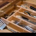 Besteckschublade Stockfotos Und Bilder Kaufen Alamy