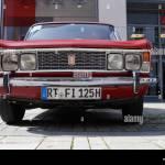 Fiat 125 Stockfotos Und Bilder Kaufen Alamy