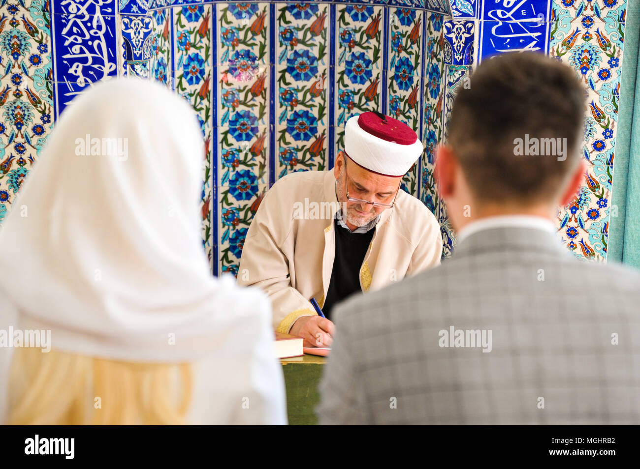 Muslimische Hochzeit So Heiratet Man Im Islam Theperfectwedding De