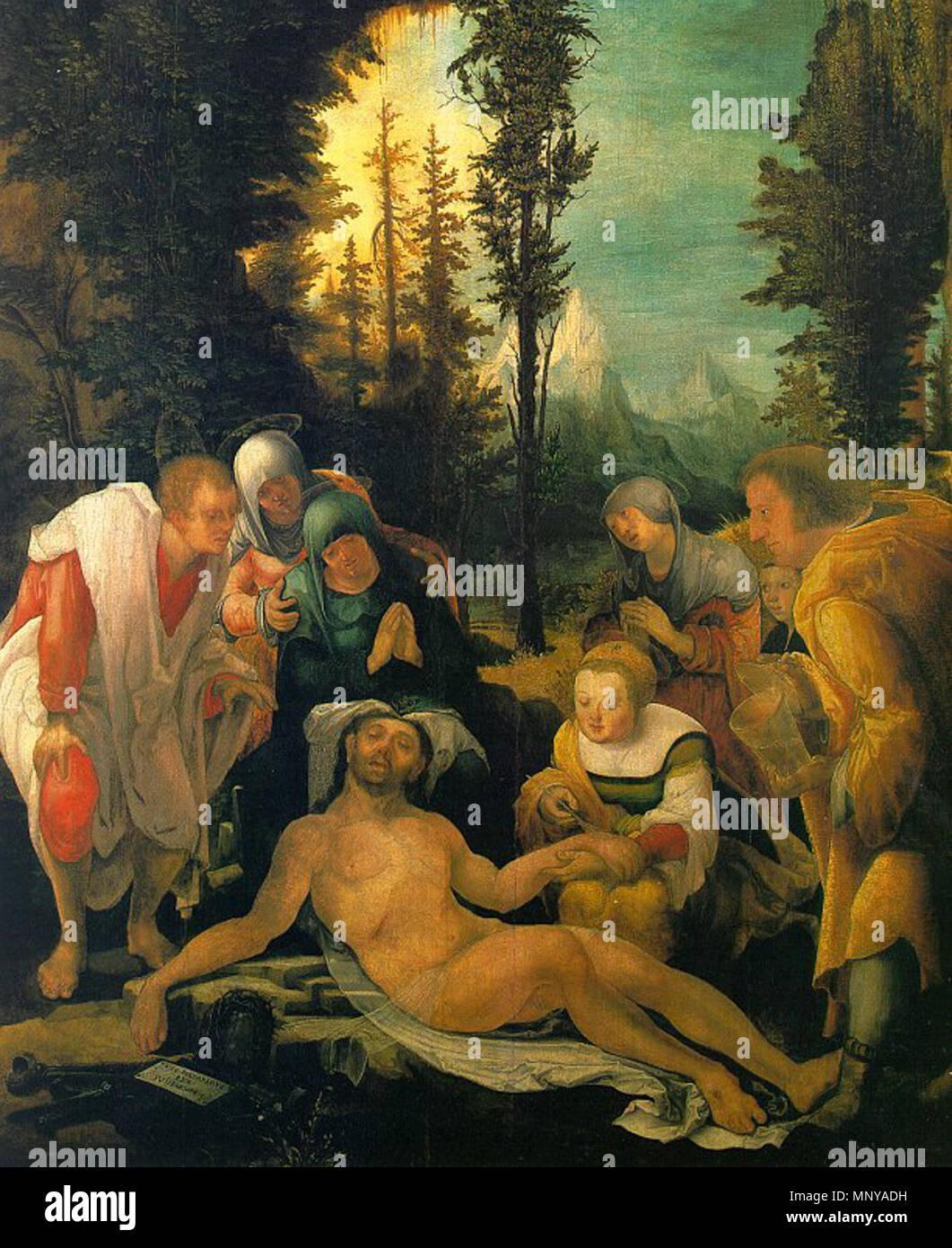 Wolf Huber Um 1485 Feldkirch 1553 Passau Wien