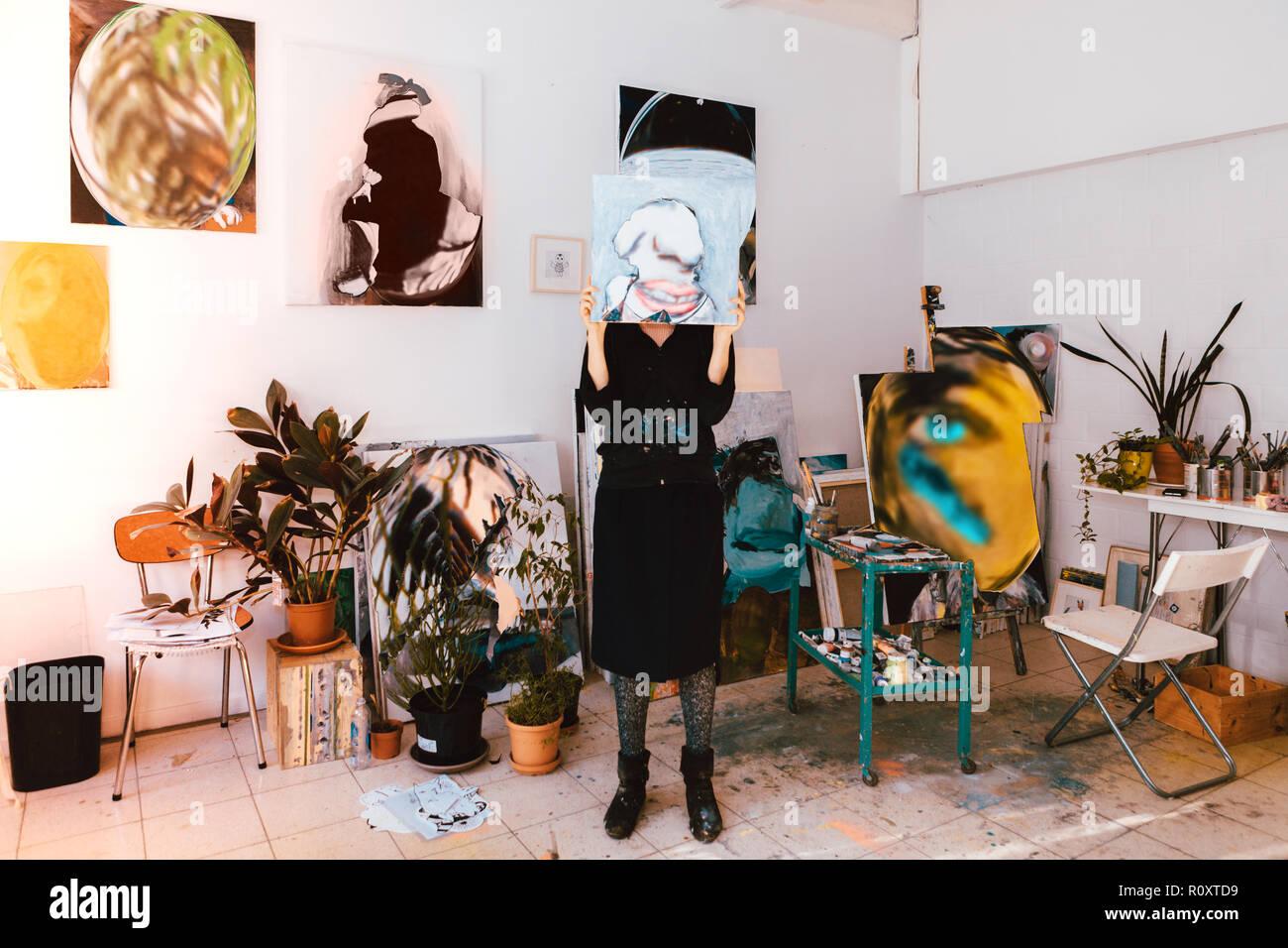 Atelier22 Virtuelle Fuhrung Durch Die Ausstellung Faszination Malerei Alle Ausgestellten Werke Von Gabriele Templin Kirz Nun Im Netz Celler Presse