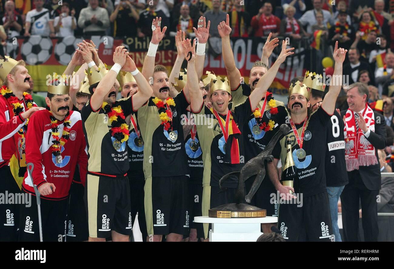 foto mannschaft foto firo handball