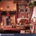 Gemutlich Wohnzimmer Weihnachtlich Dekoriert Caseconrad Com