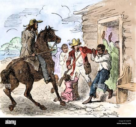 Resultado de imagen para Fotos de la Ley de Esclavos Fugitivos