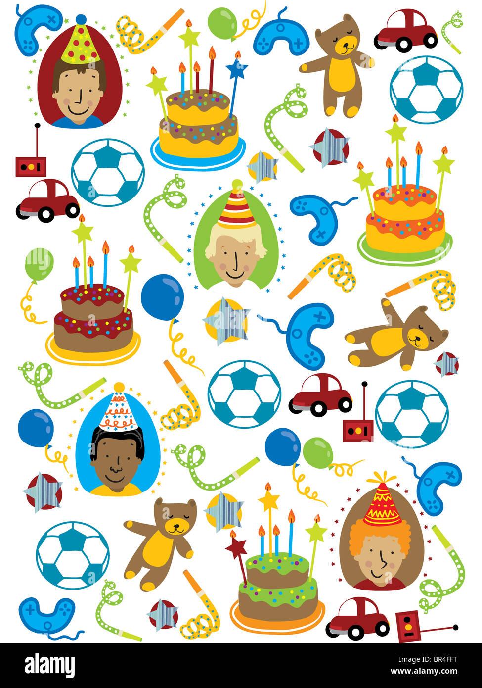 Geburtstagsbilder Junge