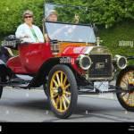 Un Antiguo Modelo Ford T Convertible En Un Desfile Para El Festival Dias Acuaticos Comox Fotografia De Stock Alamy