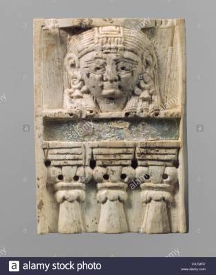 Resultado de imagen de diosa ventana oriente proximo marfil