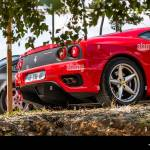 Ferrari Rojo 360 Fotos E Imagenes De Stock Alamy