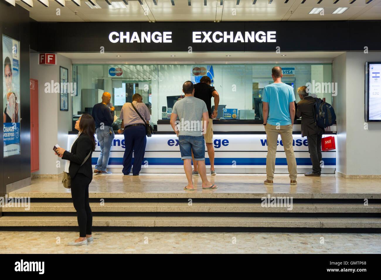 personnes bureau de change bureau exploite par global exchange services de change de l aeroport de geneve 1215 geneve 15 suisse