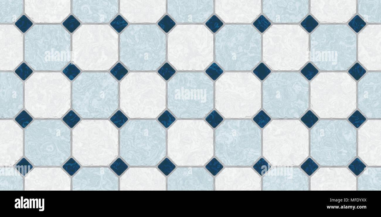 https www alamyimages fr bleu fonce gris classique transparente carreau de sol de texture cuisine simple toilettes ou salle de bains carrelage mosaique arriere plan le rendu 3d 3d illustration image181630818 html
