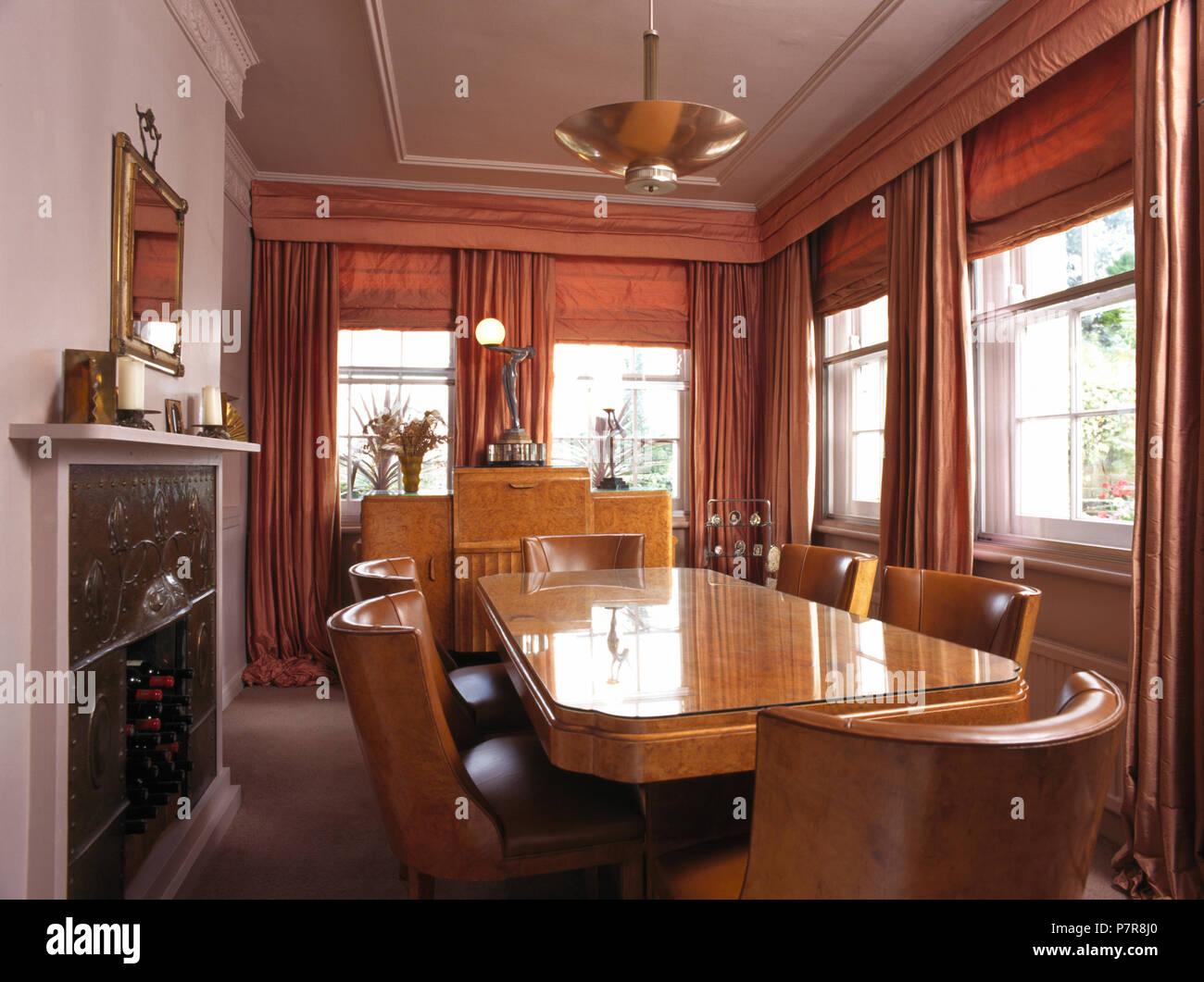 Rideaux Art Deco