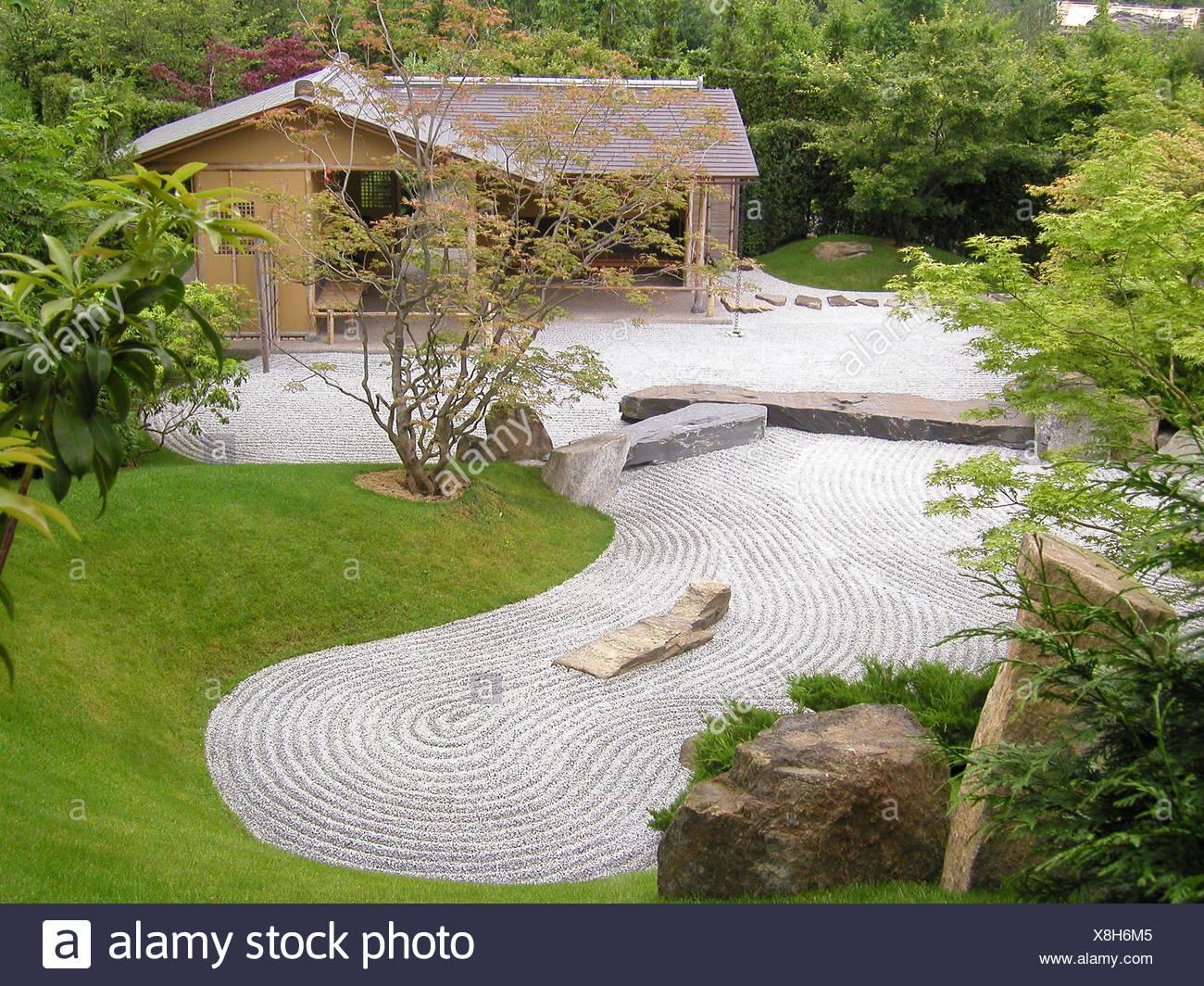 https www alamyimages fr jardin zen jardin japonais berlin image280661589 html