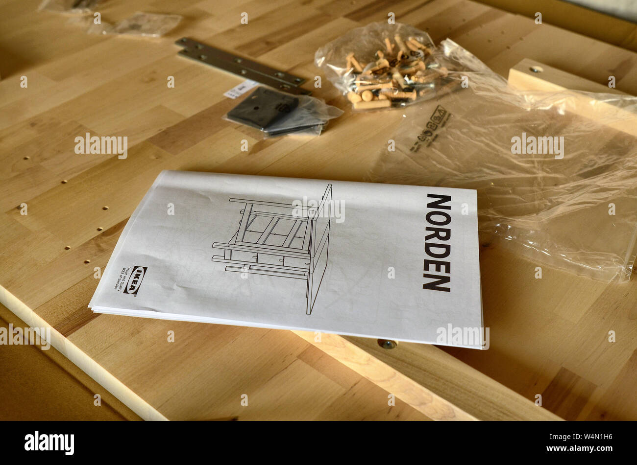 Ikea Assembly Immagini Ikea Assembly Fotos Stock Alamy