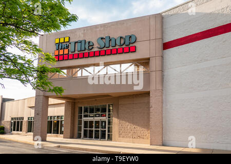 tile shop is a specialty retailer