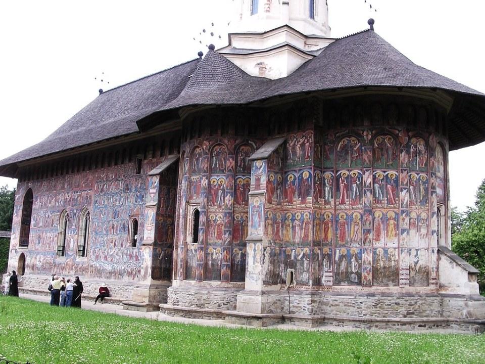 Monasterio Moldovita Rumania 04
