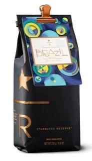 Starbucks Reserve Brazil Sertao Yellow Bourbon