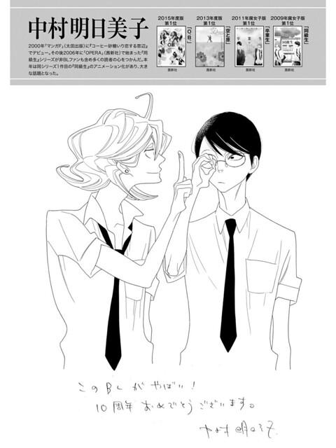 Kono BL ga Yabai - Nakamura Asumiko