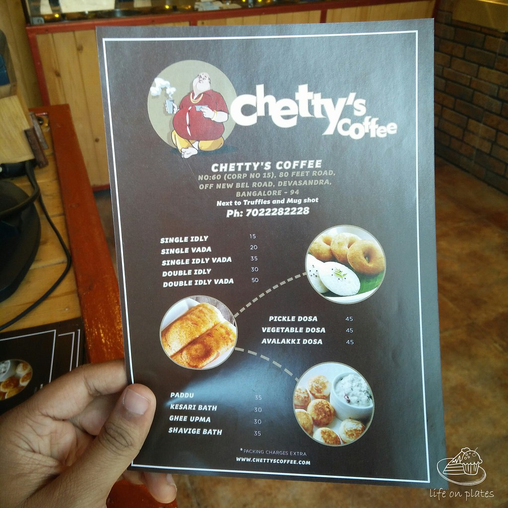 chettys coffee