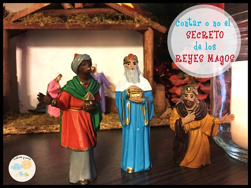 Descubrir o no el secreto de los Reyes Magos