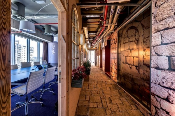 Google Offices in  Tel Aviv, Israel 10