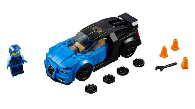 2017 LEGO Speed Champions sets revealed, with 1966 Ford GT40 ...