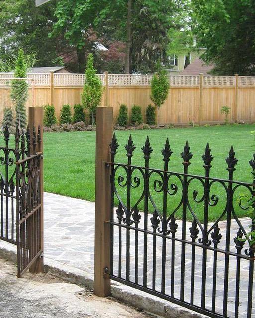 Stunning gate design ideas 9