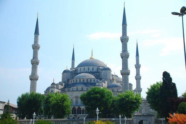 The Blue Mosque - Foto Masjid