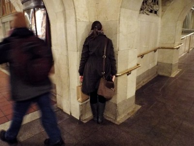 Whispering Gallery, Grand Central Station, New York - the tea break project solo female travel blog