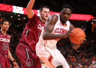 NCAA Basketball: South Carolina at Clemson