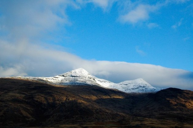 Ben More from Pennyghaell