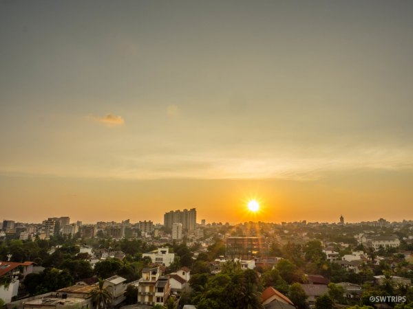 Sunset in Colombo - Colombo, Sri Lanka.jpg