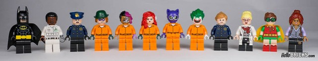Review LEGO 70912 The LEGO Batman Movie Arham Asylum