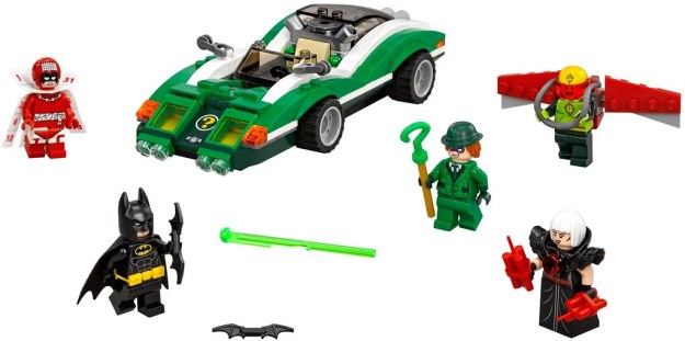 The LEGO Batman Movie sets 2017