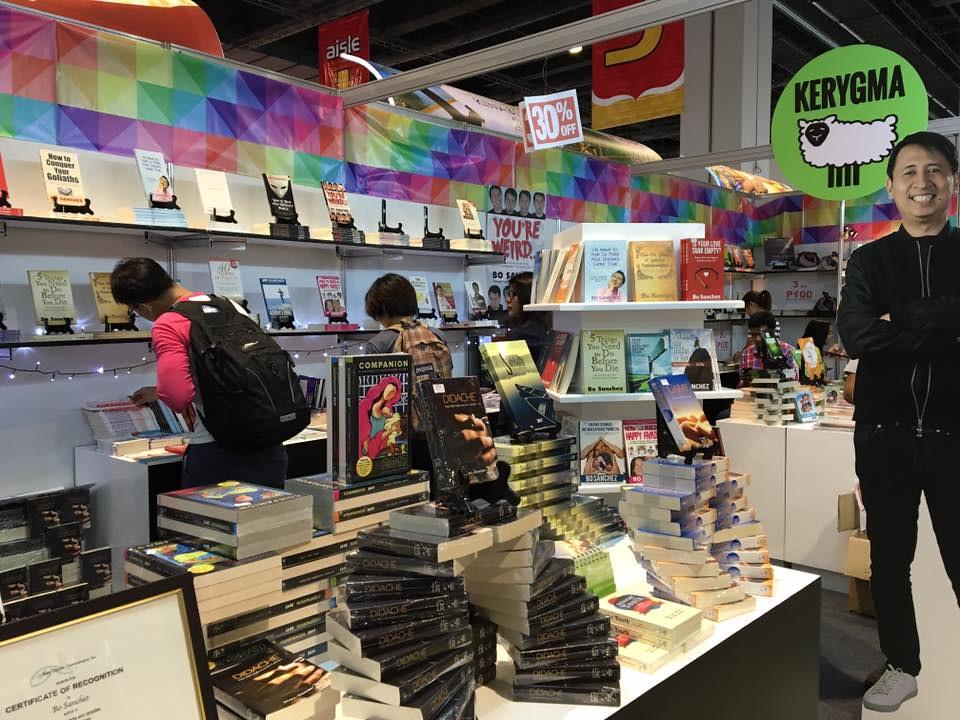 KCON2016 - Kerygma Books Sale