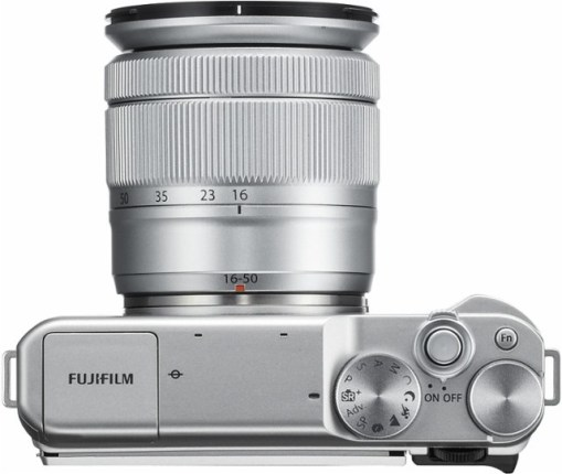 Fujifilm-X-A10-mirrorless-camera-2