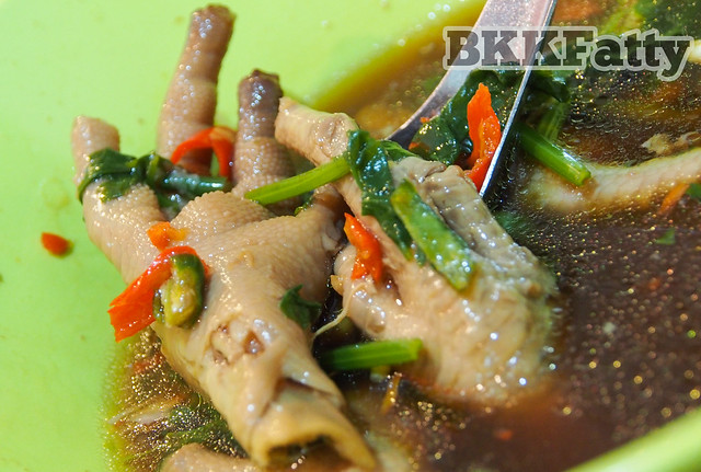 how to make chinese chicken feet