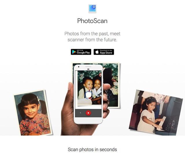 Google PhotoScan Screenshot