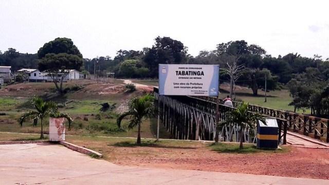 Comunidade a 40 km de Juruti denuncia caos na área da Saúde, Tabatinga, comunidade de Juruti