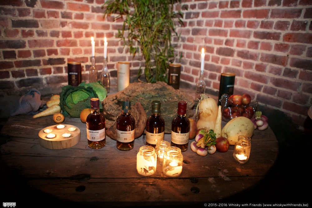 Back to Basics is het concept van Aberlour Origins
