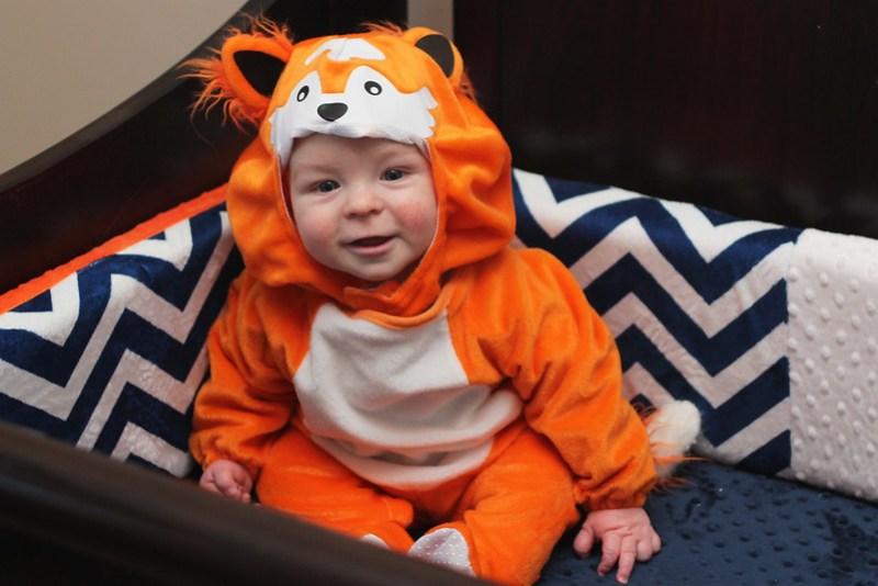 Jonathan's 1st Halloween
