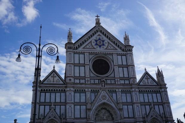 Florence Basilica di Santa Croce