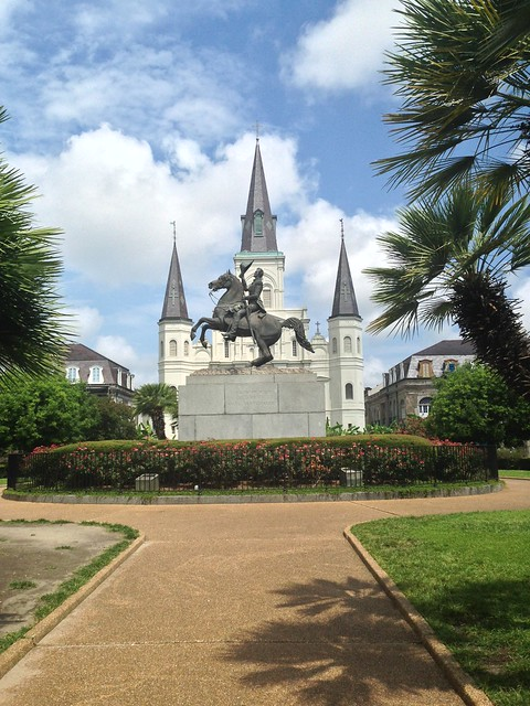 Jackson Square, New Orleans