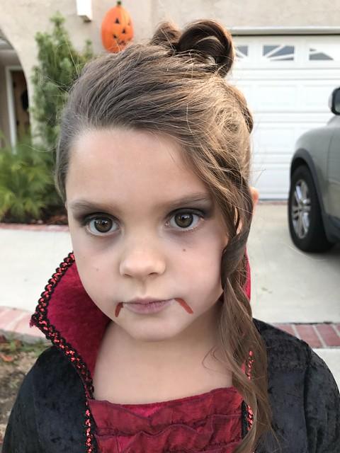 scary vampiress