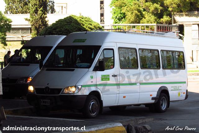 Transporte Aeropuerto - Terminal Mendoza | Mercedes Benz Sprinter