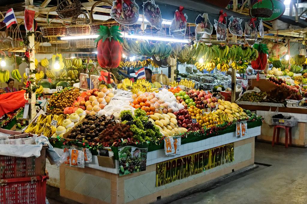 Banzaan Market, Patong, Kathu, Phuket, Thailand