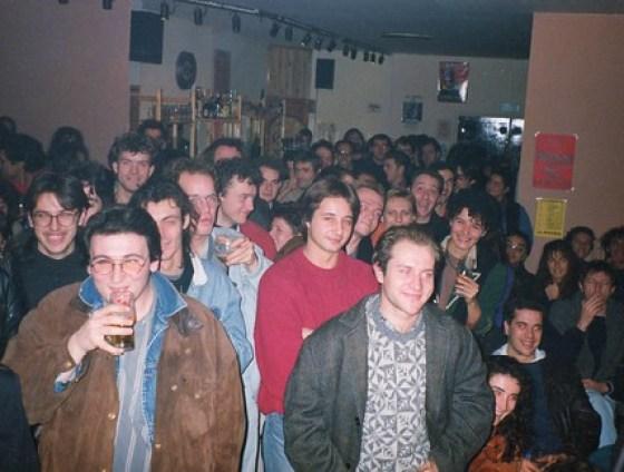 Photos du public (1992 - 1995)